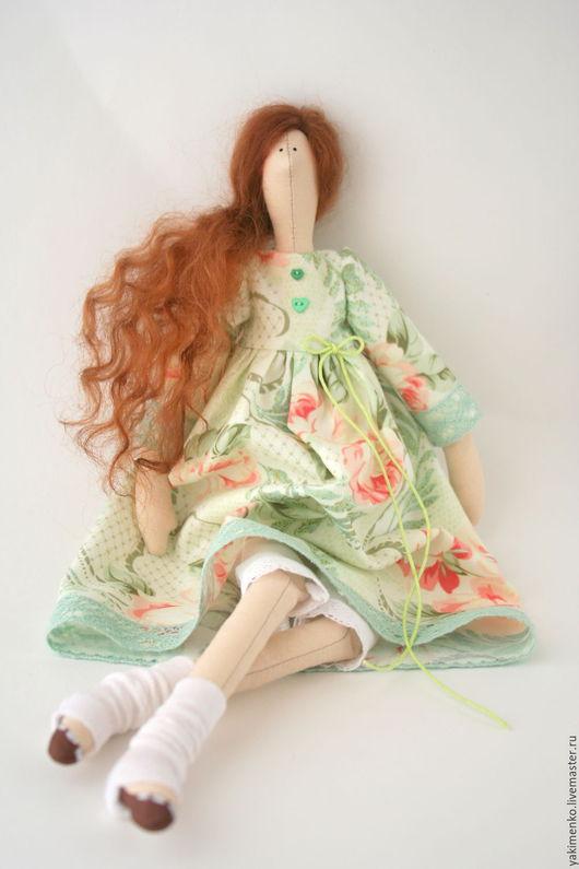 Куклы Тильды ручной работы. Ярмарка Мастеров - ручная работа. Купить Кукла в стиле TILDA. Handmade. Кукла Тильда, уютная