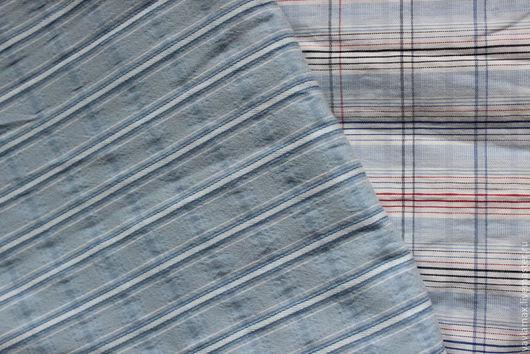 """Шитье ручной работы. Ярмарка Мастеров - ручная работа. Купить набор тканей """"в клетку-8"""". Handmade. Набор тканей"""