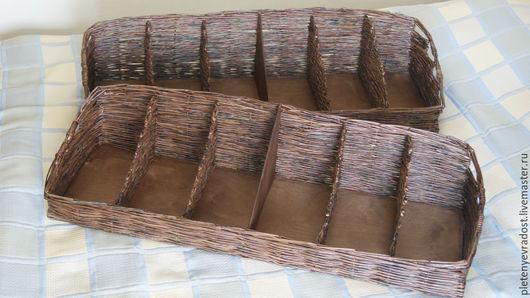 Дизайн интерьеров ручной работы. Ярмарка Мастеров - ручная работа. Купить Лотки для сухофруктов. Handmade. Коричневый, для витрины, дизайн