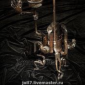 Для дома и интерьера ручной работы. Ярмарка Мастеров - ручная работа Подсвечник.. Handmade.