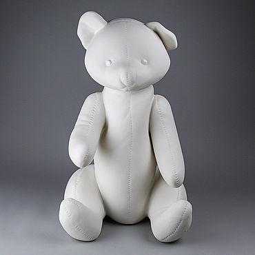 Для дома и интерьера ручной работы. Ярмарка Мастеров - ручная работа Фарфоровый мишка. Handmade.