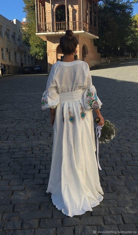 """Платье """"Павлин"""", Платья, Санкт-Петербург,  Фото №1"""