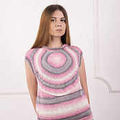 Одежда handmade. Livemaster - original item Sweater female sun. Handmade.