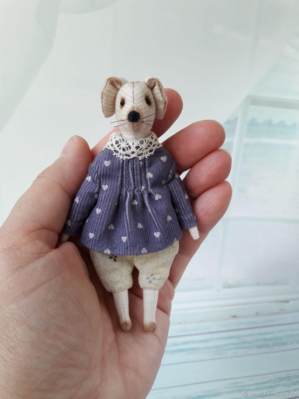 Собачка маленькая, Тедди Зверята, Санкт-Петербург,  Фото №1
