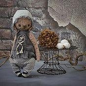 Куклы и игрушки ручной работы. Ярмарка Мастеров - ручная работа Зайка из коллекции Туманный Альбион. Handmade.