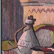 Картины и панно ручной работы. Ярмарка Мастеров - ручная работа Натюрморт с чесноком. . Handmade.