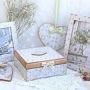Для дома и интерьера ручной работы. Ярмарка Мастеров - ручная работа Набор для спальни. Handmade.