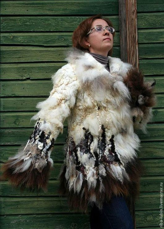 """Верхняя одежда ручной работы. Ярмарка Мастеров - ручная работа. Купить Валяное пальто """"На границе империи"""". Handmade."""