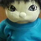 Куклы и игрушки ручной работы. Ярмарка Мастеров - ручная работа кукла,текстильная игрушка. Handmade.