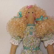 Куклы и игрушки ручной работы. Ярмарка Мастеров - ручная работа кукла в стиле тильда. Handmade.