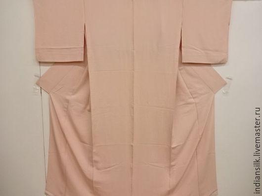 Одежда. Ярмарка Мастеров - ручная работа. Купить Винтажное кимоно из натурального шелка. Handmade. Комбинированный, винтажный шелк, традиционный костюм