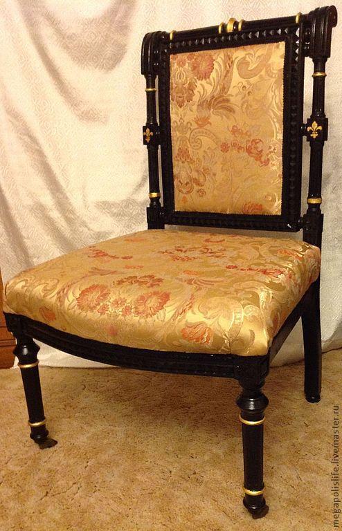 Мебель ручной работы. Ярмарка Мастеров - ручная работа. Купить Кресло Вольтера. Handmade. Кресло, дизайн, акрил