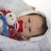 """Куклы и игрушки ручной работы. Ярмарка Мастеров - ручная работа Кукла-реборн """"Платоша"""". Handmade."""