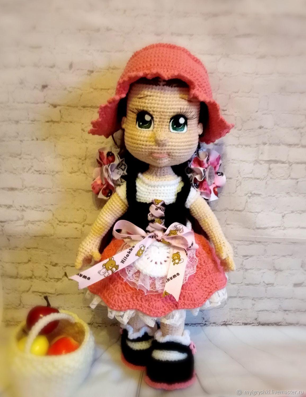 Красная шапочка, Мягкие игрушки, Бологое,  Фото №1