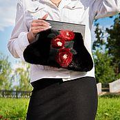 Сумки и аксессуары handmade. Livemaster - original item Clutch mink. Fur clutch bag. Handbag made of fur.. Handmade.