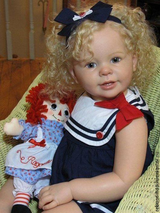 Куклы и игрушки ручной работы. Ярмарка Мастеров - ручная работа. Купить Katie-Marie от Ann Timmerman. Handmade. Бежевый