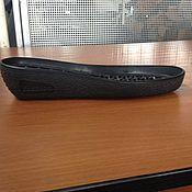 Материалы для валяния ручной работы. Ярмарка Мастеров - ручная работа Подошва для валяной обуви BETTA. Handmade.