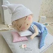 Куклы и игрушки ручной работы. Ярмарка Мастеров - ручная работа Сплюшечки. Handmade.