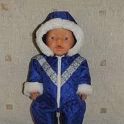 Куклы и игрушки ручной работы. Ярмарка Мастеров - ручная работа Комбинезончики для беби борн.. Handmade.
