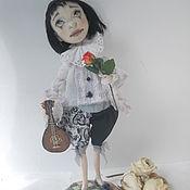Куклы и игрушки ручной работы. Ярмарка Мастеров - ручная работа пьеро Луиджино продан. Handmade.