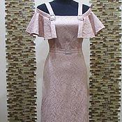 """Одежда ручной работы. Ярмарка Мастеров - ручная работа Авторское платье """"Perla Rose"""". Handmade."""