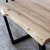 Для дома и интерьера ручной работы. Ярмарка Мастеров - ручная работа Стол из дерева. Handmade.