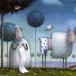 Woolly (Елена) - Ярмарка Мастеров - ручная работа, handmade