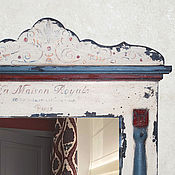 Для дома и интерьера ручной работы. Ярмарка Мастеров - ручная работа A LA Russe зеркало. Handmade.