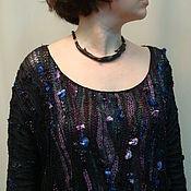 Одежда handmade. Livemaster - original item Tunic oversize