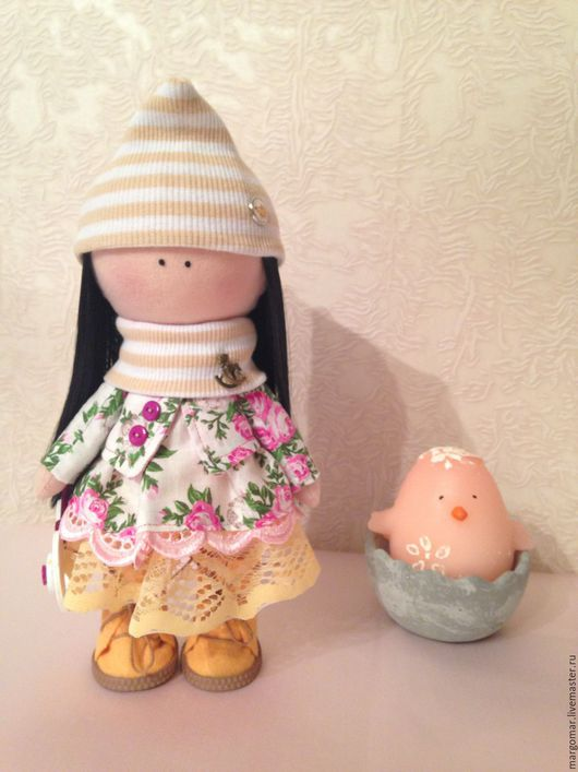 Коллекционные куклы ручной работы. Ярмарка Мастеров - ручная работа. Купить Кукла интерьерная. Handmade. Белый, кукла, купить подарок