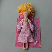 Куклы и игрушки ручной работы. Ярмарка Мастеров - ручная работа Текстильная кукла Соня. Handmade.