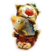 Для дома и интерьера handmade. Livemaster - original item Ceramic figurine