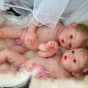 Куклы и игрушки ручной работы. Ярмарка Мастеров - ручная работа Авторская силиконовая кукла Патрик2. Handmade.