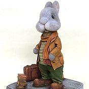 """Куклы и игрушки ручной работы. Ярмарка Мастеров - ручная работа """"Мистер Банцифлуф вернулся"""". Handmade."""