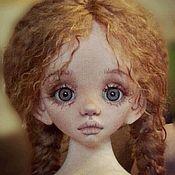 Куклы и игрушки ручной работы. Ярмарка Мастеров - ручная работа Алекса.Текстильная кукла.. Handmade.
