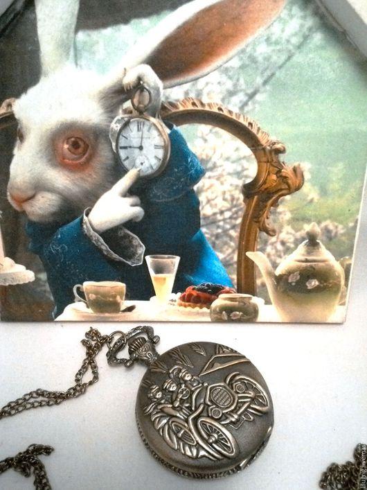 """Часы ручной работы. Ярмарка Мастеров - ручная работа. Купить Часы карманные """"Первый автомобиль"""". Handmade. Часы, винтаж"""