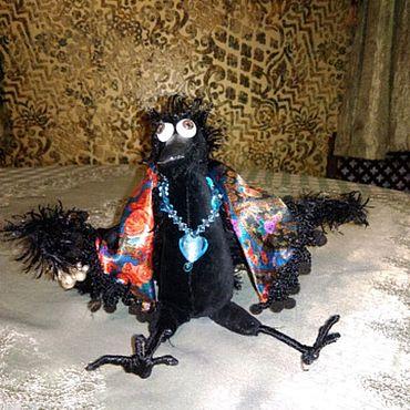 Куклы и игрушки ручной работы. Ярмарка Мастеров - ручная работа Карлуша. Handmade.