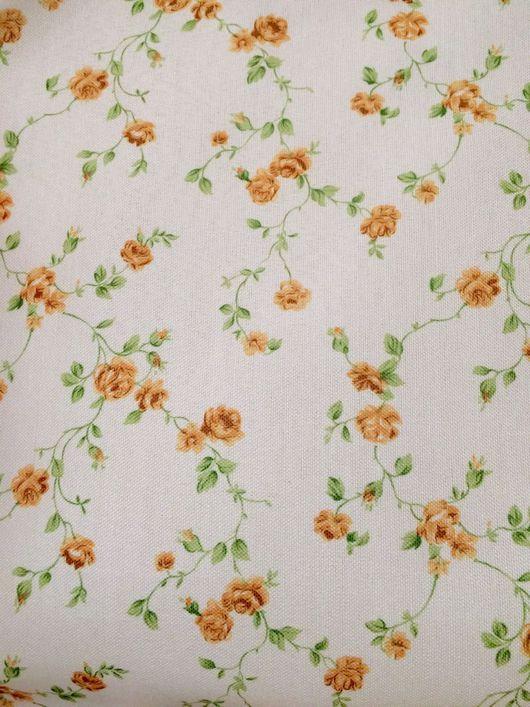 Шитье ручной работы. Ярмарка Мастеров - ручная работа. Купить Ткань для пошива штор на кухню или спальню. Handmade. Шторы