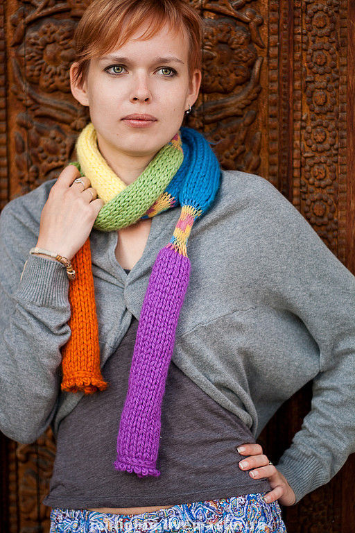 Scarves handmade. Livemaster - handmade. Buy Scarf 'Berry dreams'.Scarf, 50% wool 50% acrylic