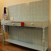 Для дома и интерьера ручной работы. Ярмарка Мастеров - ручная работа Кухонная консоль. Handmade.