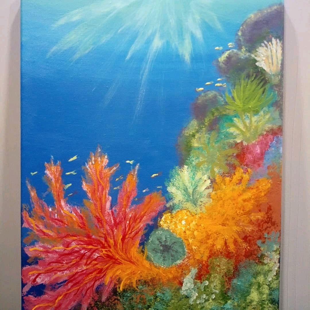 Коралловый риф, Картины, Ставрополь,  Фото №1