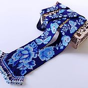 Украшения handmade. Livemaster - original item Gerdan Frosty pattern. Handmade.