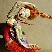 Куклы и игрушки ручной работы. Ярмарка Мастеров - ручная работа Весенний ветер. Handmade.