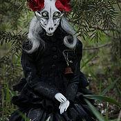Куклы и игрушки handmade. Livemaster - original item Cornelia. Handmade.