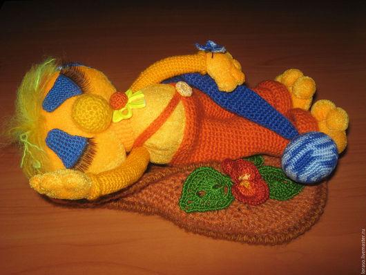 Человечки ручной работы. Ярмарка Мастеров - ручная работа. Купить Тот, который спит. Handmade. Игрушка ручной работы, игрушка интерьерная