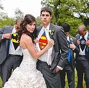 Одежда ручной работы. Ярмарка Мастеров - ручная работа Футболки Супергерой. Handmade.