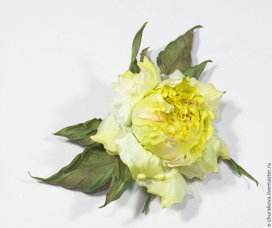 Цветы, цветы из ткани, цветы из шелка, цветы ручной работы