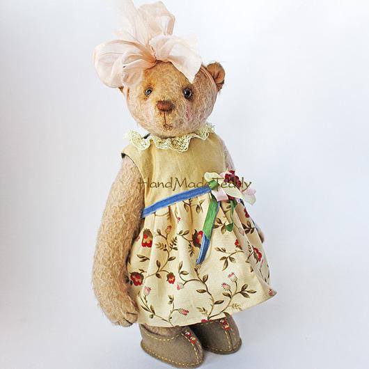 Hand made Teddy представляет самый большой выбор материалов для шитья мишек Тедди и авторской игрушки.