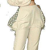 Одежда ручной работы. Ярмарка Мастеров - ручная работа Модель с подиума из дизайнерской коллекции. Handmade.
