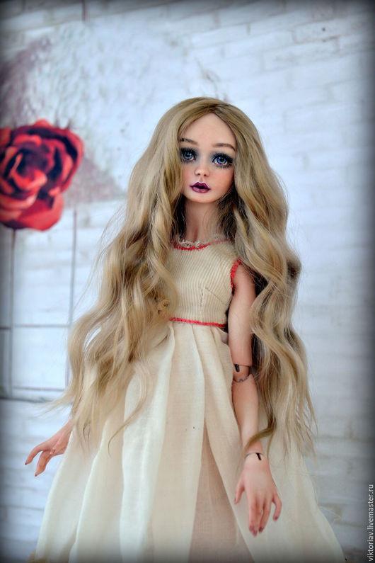 Коллекционные фарфоровые куклы ручной работы новые фото